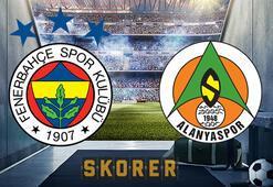 Fenerbahçe Alanyaspor maçı ne zaman Fenerbahçe - Alanyaspor maçı saat kaçta, hangi kanalda Fenerbahçe - Alanyaspor 11i