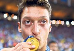 Göz kamaştıran kariyer: Mesut Özil