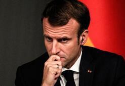 ABDde yaşananlara sessiz kalan Macrona Fransa'da tepki