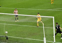 Barcelona, erteleme maçında Athletic Bilbaoyu deplasmanda yendi