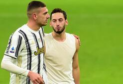 Milan-Juventus: 1-3