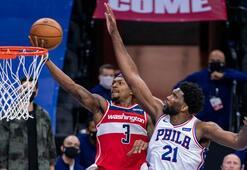 NBAde 76ers seriye bağladı...
