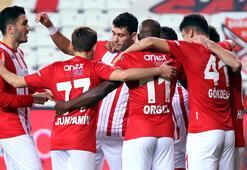 Antalyaspor bu sezon ilki yaşadı