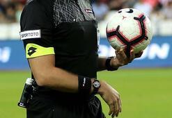 Süper Ligde 18. hafta maçlarını yönetecek hakemler belli oldu