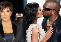 Kris Jenner: Kendini düşün, Kanye Westten boşan kızım