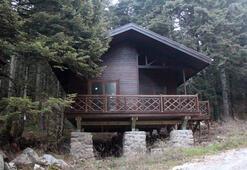 7 milyon lira harcanan bungalovlar atıl kaldı
