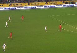 Bir göz atalım | Marco Reus, Neuerin hatasını gole çeviriyor