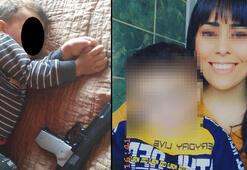 Kendisine şiddet uygulayan eşinin, oğlunu kaçırdığını iddia etti