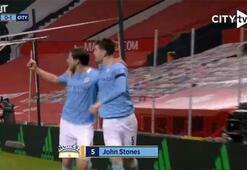 Maç Özeti: Manchester United 0-2 Manchester City