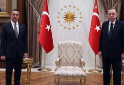 Son dakika... Cumhurbaşkanı Erdoğan, Ali Koçu kabul etti