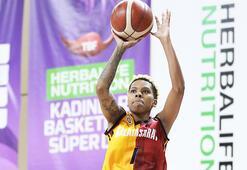 Galatasaray Kadın Basketbol Takımında Courtney Williamsın sözleşmesi feshedildi