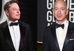 Tesla ve SpaceXin patronu Elon Musk Jeff Bezosu geçerek dünyanın en zengini oldu