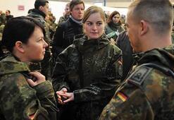 Almanyanın askeri ihracatı 2020'de düştü
