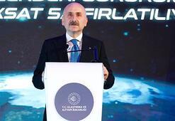 Son dakika... Türksat 5Anın uzay yolculuğu başlıyor Bakan Karaismailoğludan flaş açıklamalar