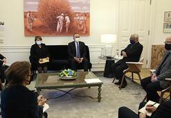 Bakan Çavuşoğlundan Portekizde kritik temaslar