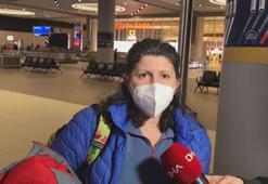 ABDdeki olayların ardından Türkiyeye gelen yolcular yaşadıklarını anlattı
