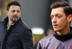 Son dakika | Mesut Özil, Ali Koç ve Belözoğlu böyle görüştü Transfer...