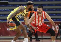 Kızılyıldız mts: 71 - Fenerbahçe Beko: 73