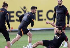 Galatasarayda idman öncesi tam 2.5 saat analiz