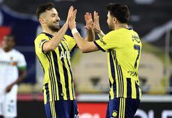 Son dakika transfer haberleri: Fenerbahçe - Aytemiz Alanyaspor maçında sürpriz Tribünden izlediler...