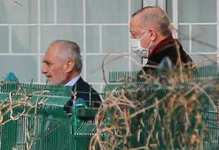 Son dakika... Cumhurbaşkanı Erdoğanın ziyaretiyle ilgili Ankara kulisleri bunu konuşuyor