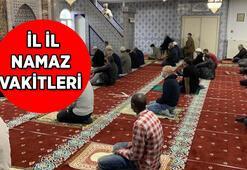 8 Ocak cuma namazı bugün saat kaçta kılınacak İstanbul, Ankara, İzmir cuma namazı vakitleri....