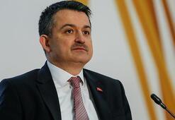 Bakan Pakdemirli açıkladı 1 milyar lira bütçe...
