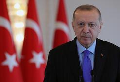 Son Dakika Haberleri: Cumhurbaşkanı Erdoğan dünyaya ilan etti: 30 yıl boyunca garanti