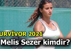 Survivor 2021 Ünlüler takımından Melis Sezer kimdir Survivor Melis Sezer kaç yaşında, mesleği ne