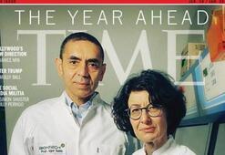 Son Dakika: Rüya ikili TIMEın kapağında...