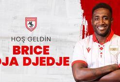Samsunspor, Brice Dja Djedjeyi transfer etti