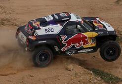 Dakar Rallisinin altıncı etabında zafer Sainzın