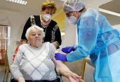 Aşı olan 13 kişi bir hafta sonra korona oldu