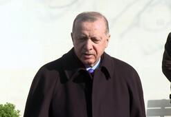 Erdoğandan Ankara kulislerini sallayan ziyaretle ilgili flaş açıklama