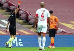 Son dakika | Emre Kılınçın 2 maçlık cezası onandı