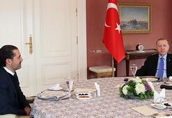 Son dakika... Cumhurbaşkanı Erdoğan, Lübnanda hükümeti kurmakla görevlendirilen Haririyi kabul etti