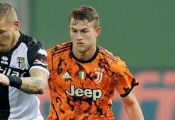 Son dakika |  Juventusta Matthijs De Ligt koronavirüse yakalandı