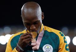 Olimpiyat madalyalı atlet Manyongaya men cezası