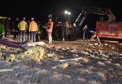 Sivasta feci kaza 1 ölü, 1 yaralı