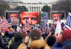 Başkan'a kapıyı  işaret ediyorlar