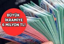 Milli Piyango 9 Ocak çekiliş sonuçları açıklandı 9 Ocak Milli Piyango çekilişinde 6 milyon TL ve amorti kazandıran numaralar...
