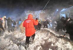 Rusyada çığ felaketi 3 kişinin cansız bedenine ulaşıldı