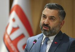 RTÜK Başkanı Şahin, 10 Ocak Çalışan Gazeteciler Gününü kutladı