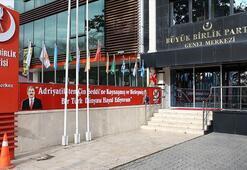 BBPnin İstanbul İl Başkanı Mutlu Furtana oldu