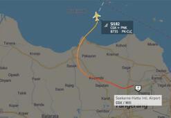 Son Dakika: Yolcu uçağı faciası Denize düştü...