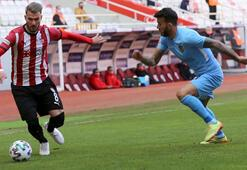 DG Sivasspor - Gaziantep FK: 2-1