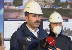 Bakan Kurum: Şu an İstanbulda 117 bin konutun dönüşümünü gerçekleştiriyoruz