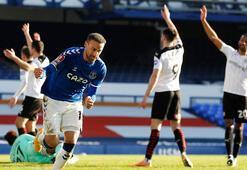 Everton-Rotherham United: 2-1