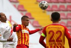 Kayserispor - Yeni Malatyaspor: 1-0