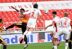 Göztepe - Antalyaspor: 0-1
